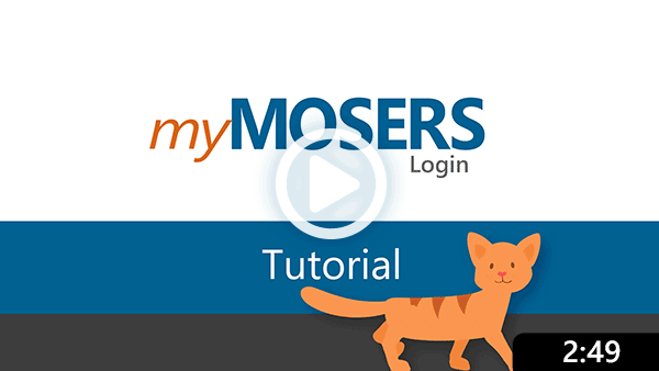 myMOSERS Tutorial