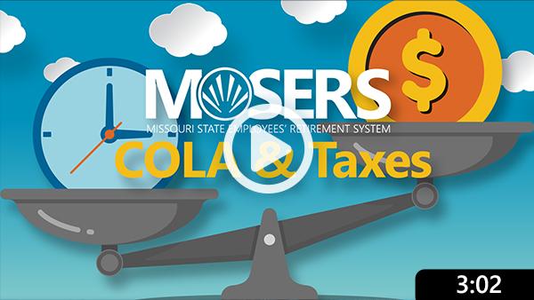 COLA & Taxes